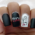 F*ck Love - Anti Valentine Nails