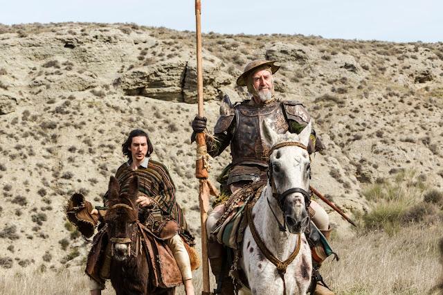 Muž, který zabil Dona Quijota (The Man Who Killed Don Quixote) – Recenze