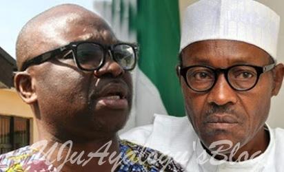 2019: I Will Sack Buhari,Takeover Aso Rock – Fayose