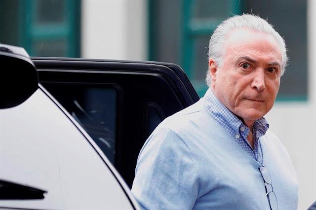 Michel-Inquérito dos Portos: STF envia denúncia contra Michel Temer para a primeira instância