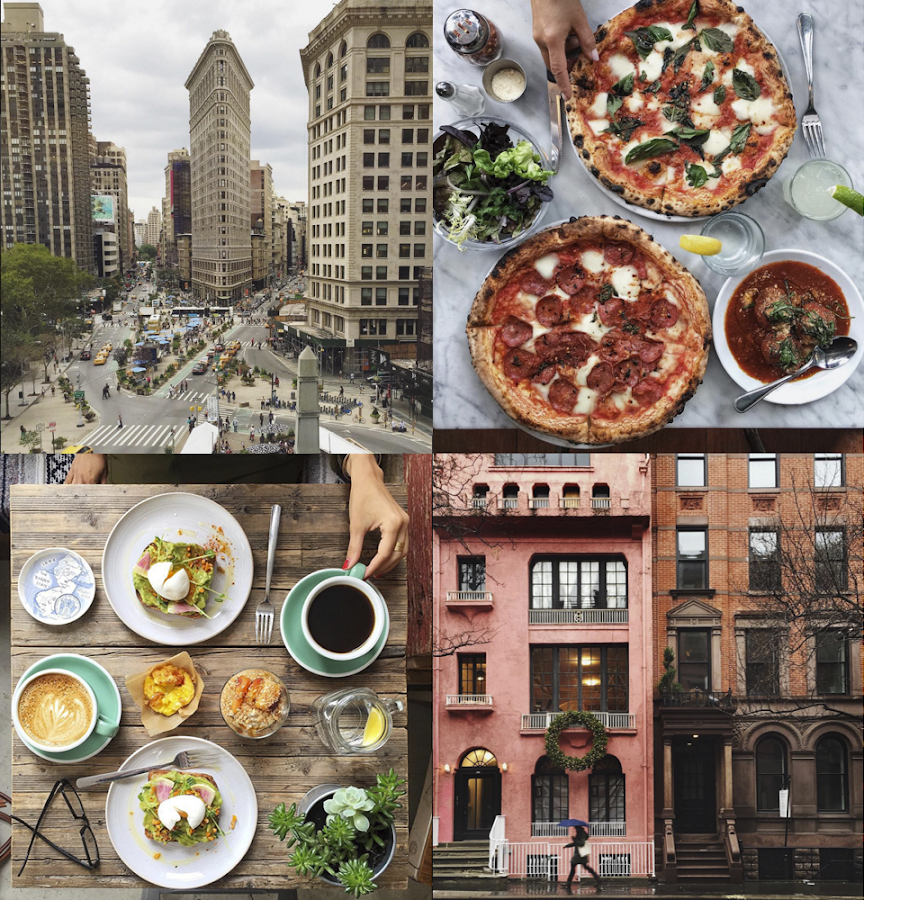 My favorite Instagrams from New York City