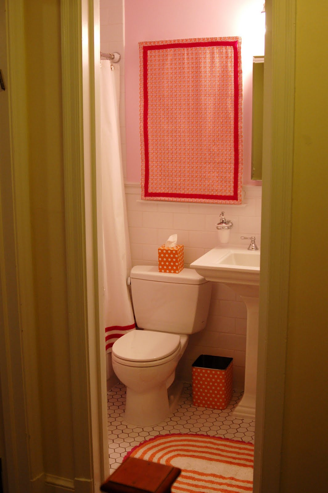 12 devonshire: Before & After: The Girls' Bathroom