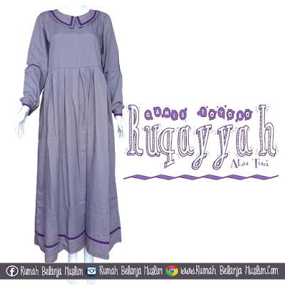 Gamis Totobo Ruqoyyah Abu Tua