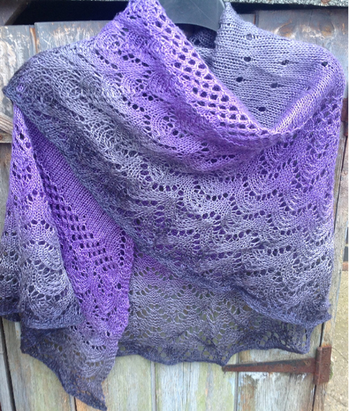 Kindness KAL Shawl - Free Pattern