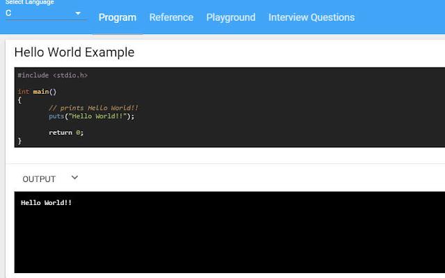 Programming-Hub-Web
