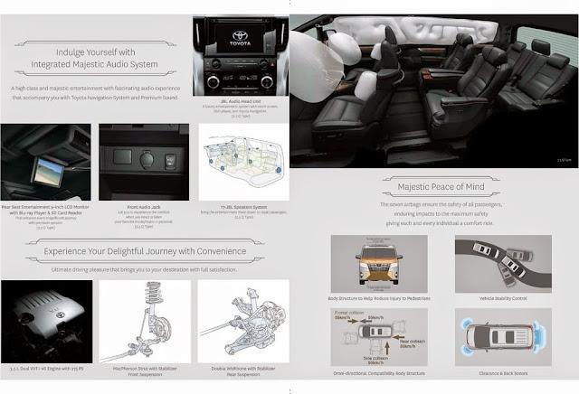 new alphard audio-system