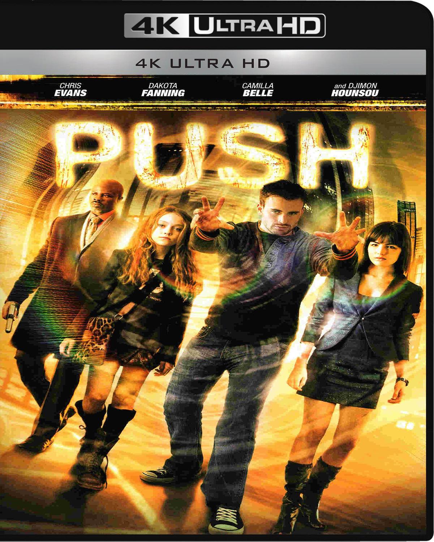 Push [2009] [UHD] [2160p] [Latino]