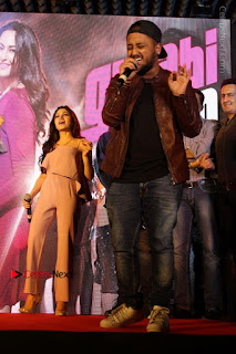 Actress Sonakshi Sinha at the Song Launch of Film Noor  0023.JPG