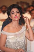 Shriya Saran in Stunning White Off Shoulder Gown at Nakshatram music launch ~  Exclusive (113).JPG