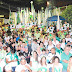 Caminhada pela Paz de Gilvandro e Pitomba arrasta multidão em BJ