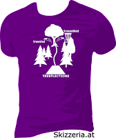 Treeflections Disc Golf Shirt