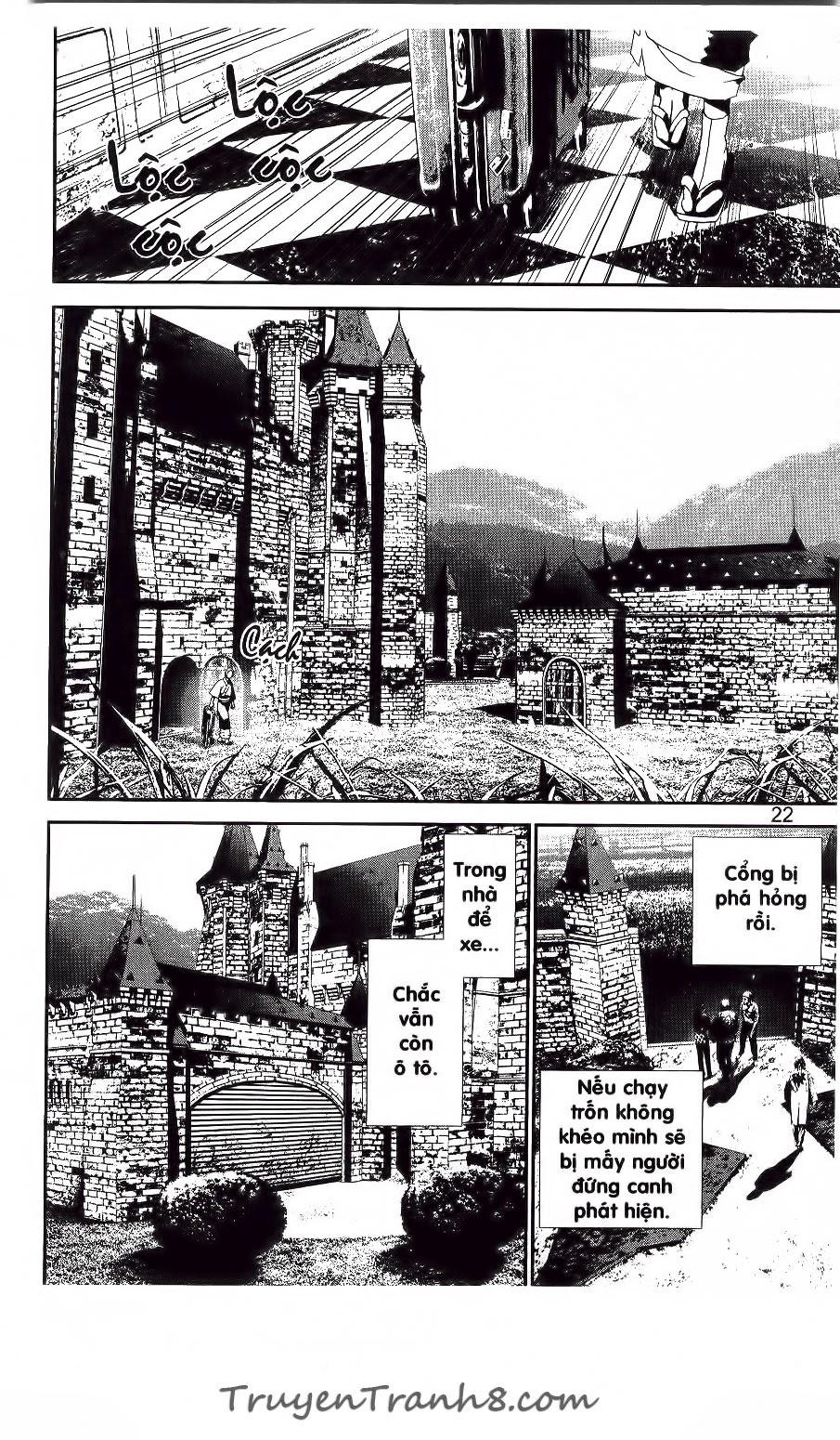 Shiki chapter 39 trang 22