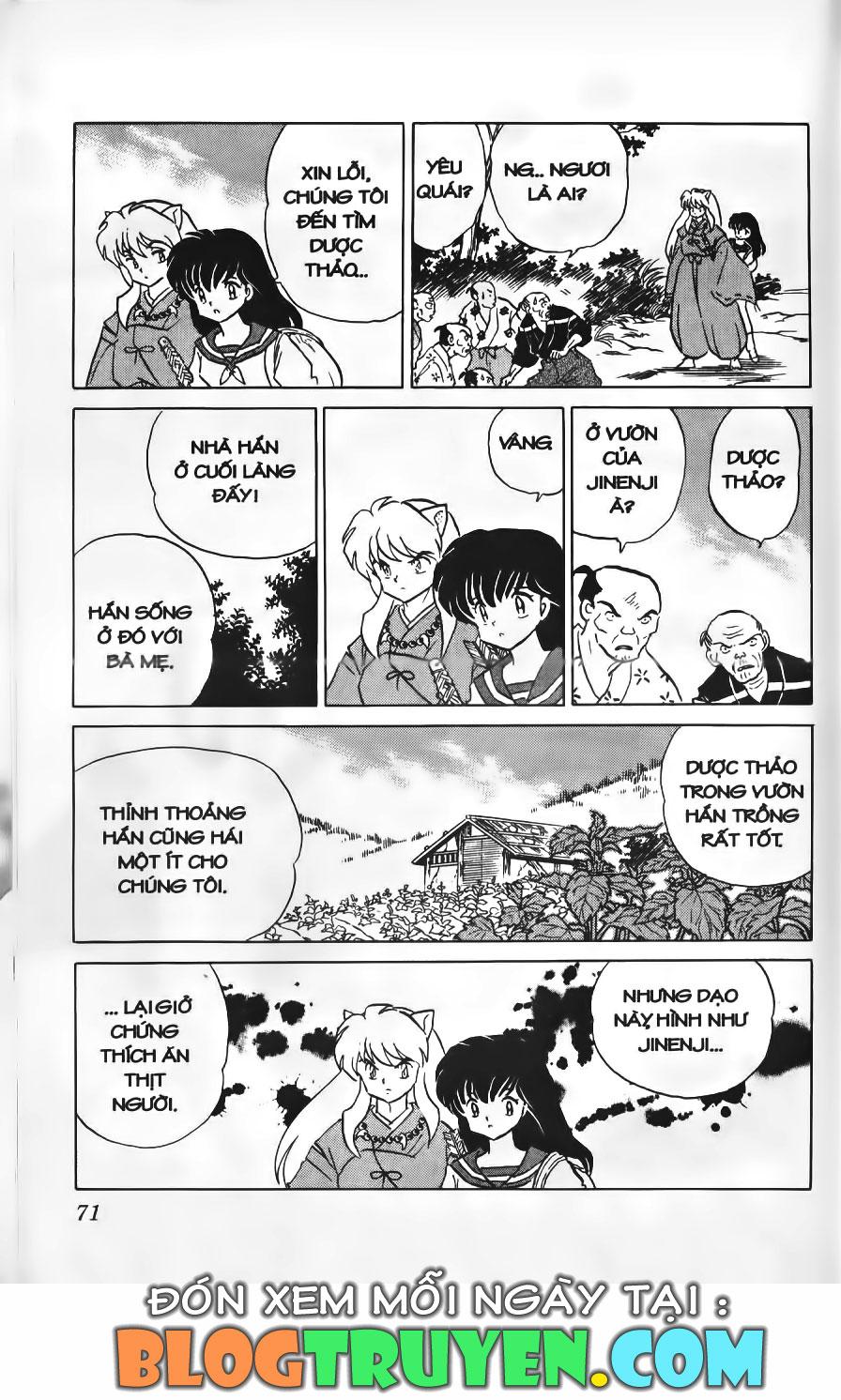 Inuyasha vol 12.4 trang 12