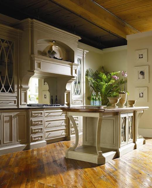 Habersham Cabinets Kitchen: The Enchanted Home