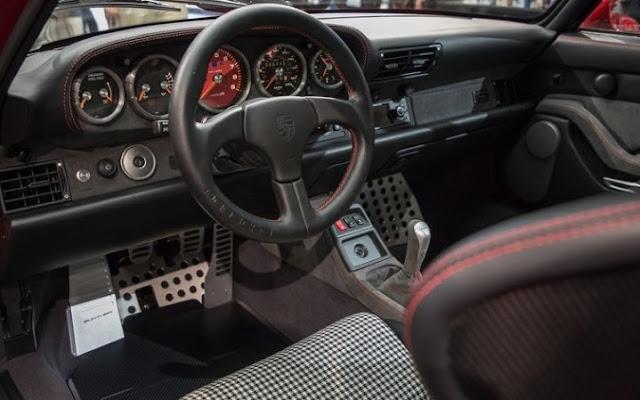 Porsche Built a 993 GT3 RS