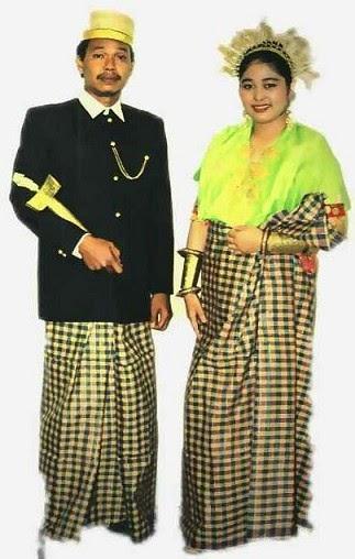 Pakaian Adat Sulawesi Selatan Pakaian Tradisional Sulawesi Selatan