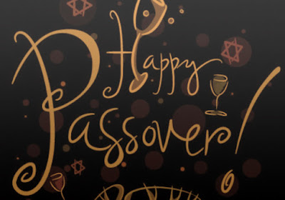 Happy Passover 2017 Card