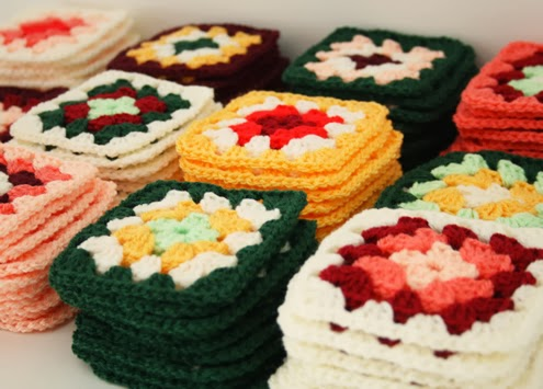 Blissful Sunday: crochet