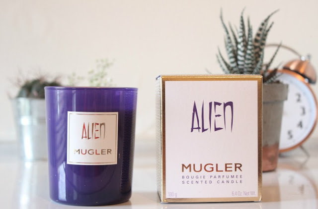 Thierry Mugler Alien Candle Review