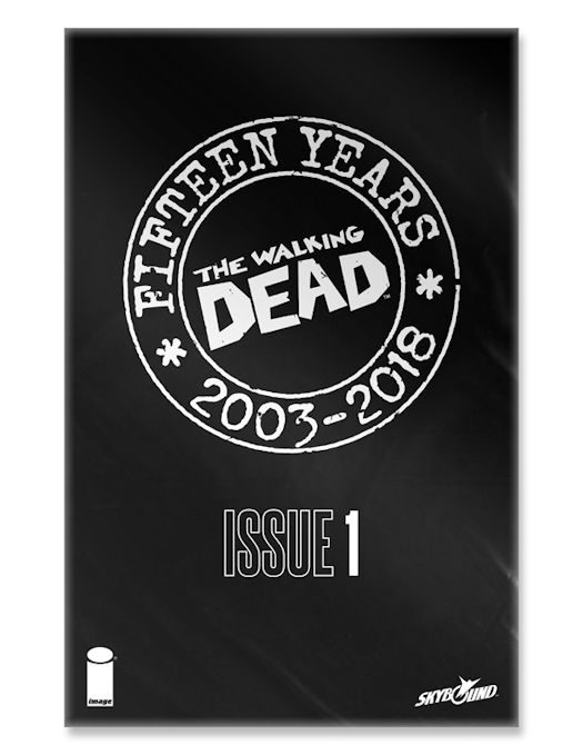 The Walking Dead Day - Blind Bag Editions of Milestone Issues