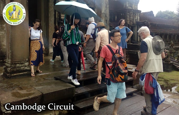 Information pour visiter les temples d'Angkor