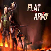 Flat Army: Sniper War MOD APK unlimited money