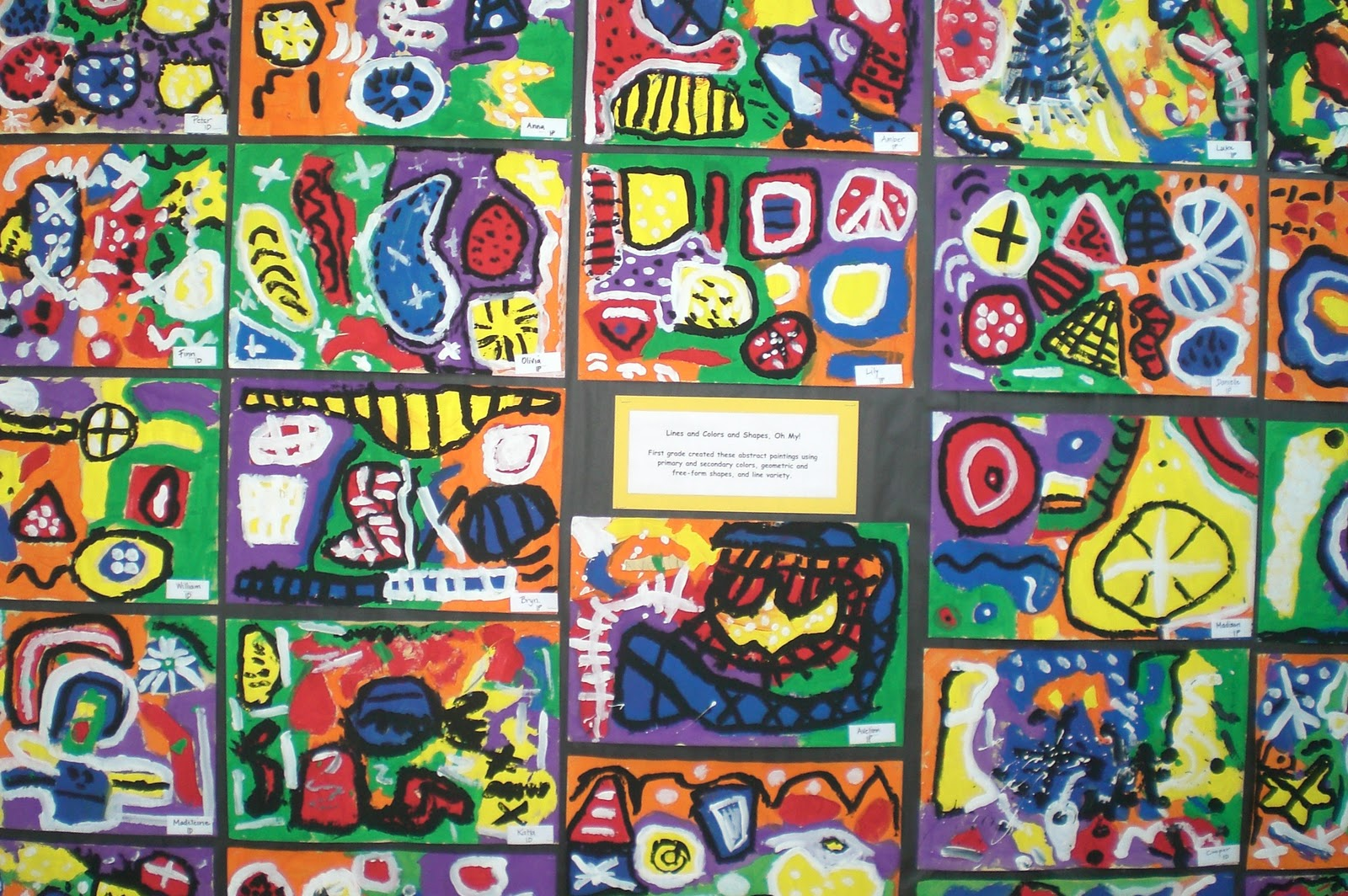 Art with Mrs. Hurley: October 2011