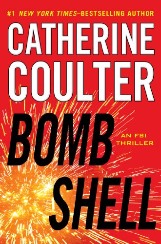 Bombshell by Catherine Coulter – book cover