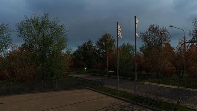 ets 2 early autumn weather mod v5.7 screenshots 2