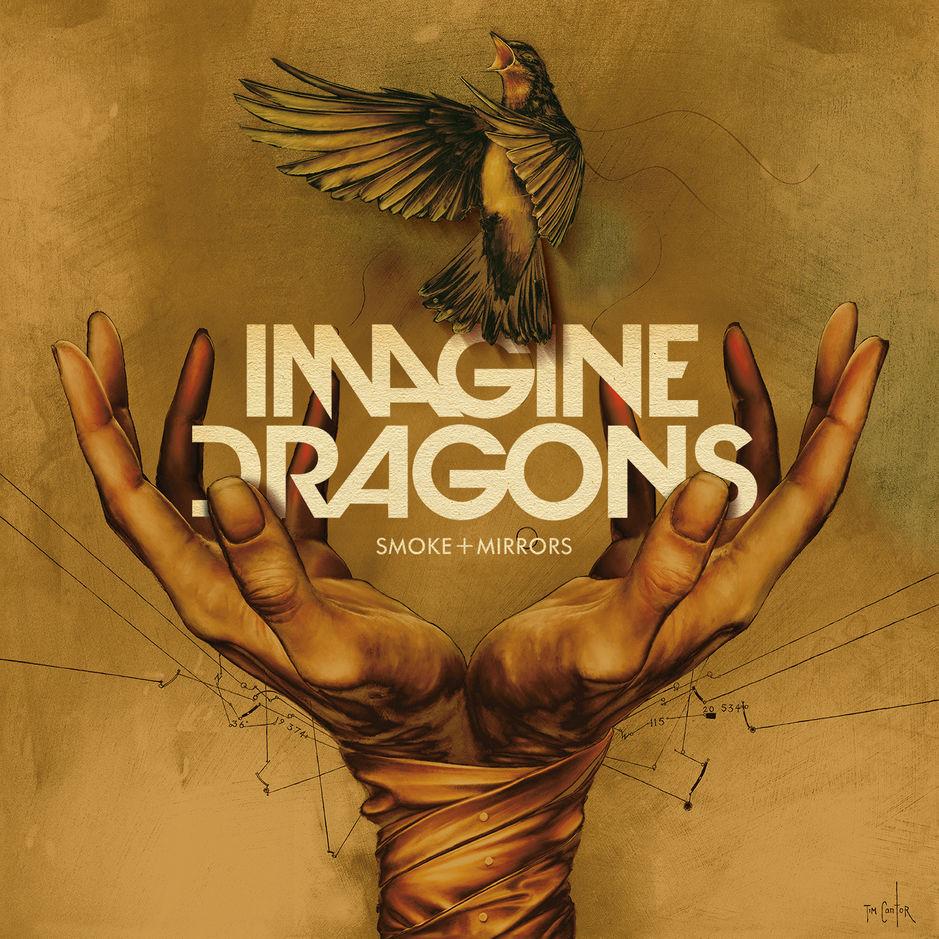 Imagine Dragons - Smoke + Mirrors (Deluxe Version) + Digital Booklet - Album (2015) [iTunes Plus AAC M4A]