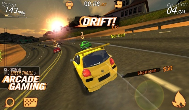 Crazy Cars - Hit The Road HD v1.0 APK | Aleandroid
