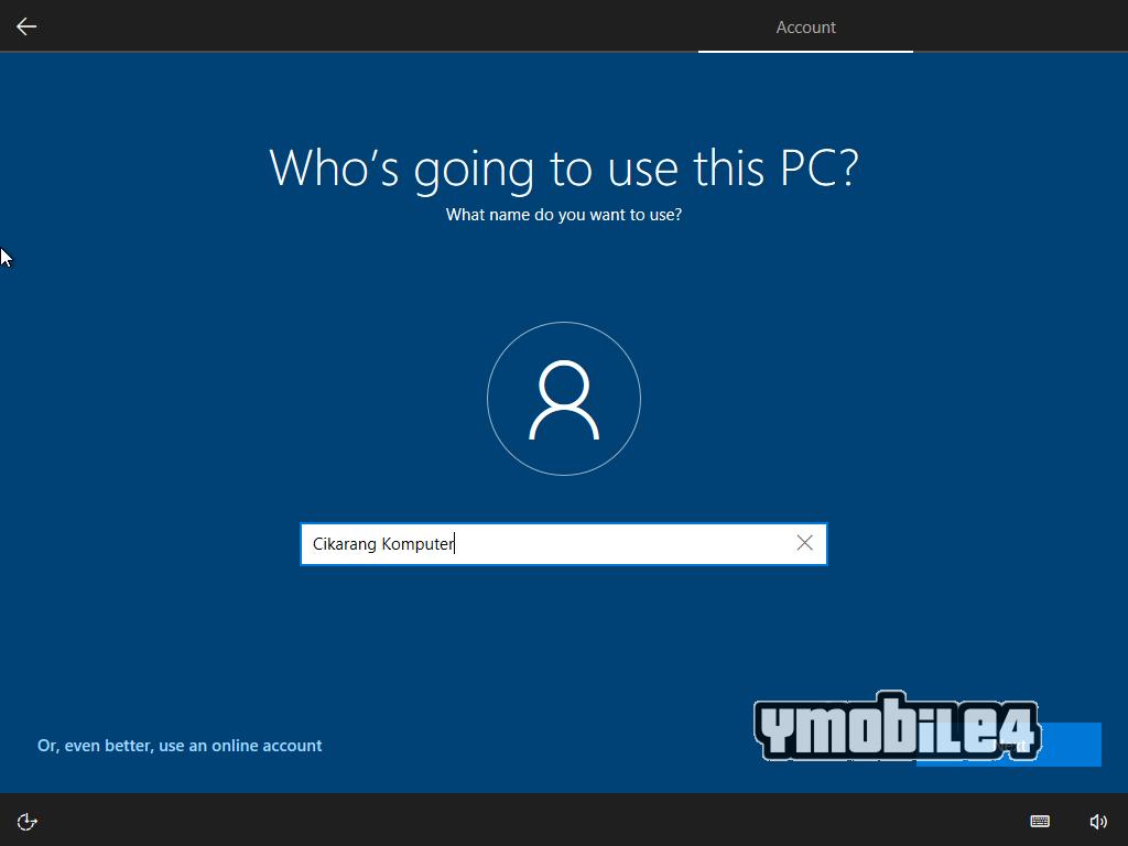 Tutorial Instal Windows 10 Step 25