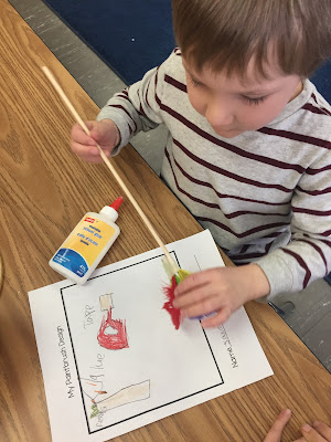 Kindergarten STEAM: The Paintbrush Project