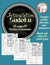 https://www.teacherspayteachers.com/Product/Print-and-Go-Articulation-Sudoku-2201820