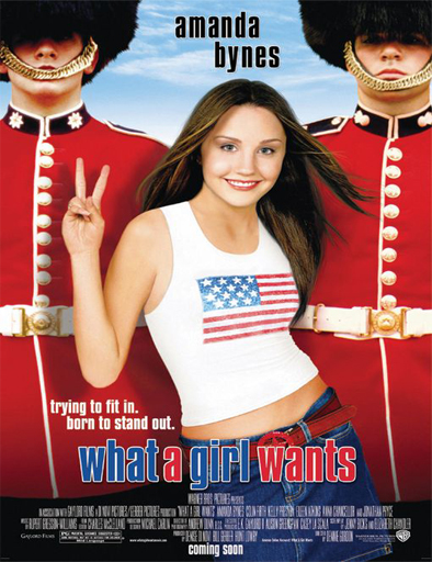 Ver Un sueño para ella (What a Girl Wants) (2003) Online