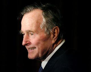 Former US President George HW Bush dead at 94