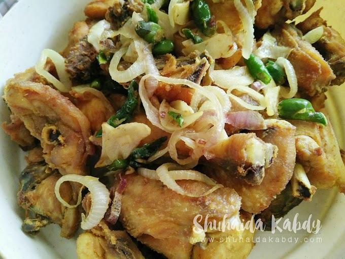 Ayam Goreng Cara Kak Sue