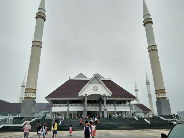 KH Said Aqil: Ramaikan Masjid Hasyim Asyari dengan Ajaran Islam NUsantara
