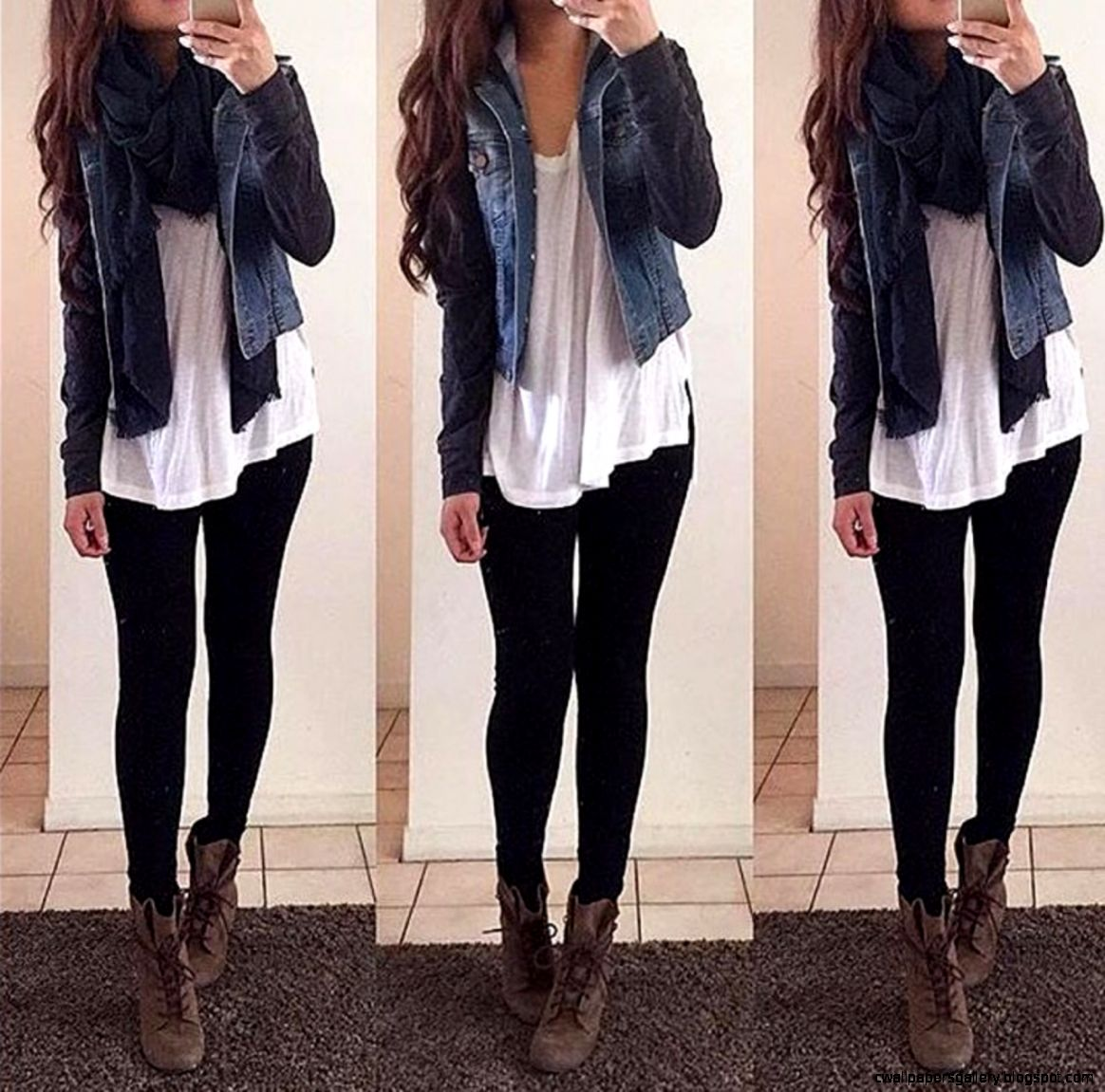 Winter Outfits Tumblr   Wallpapers Gallery