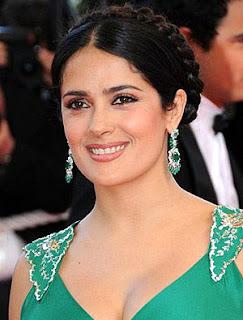 Salma Hayek in Film Festival