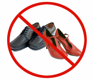 Leather Shoes Yom Kippur