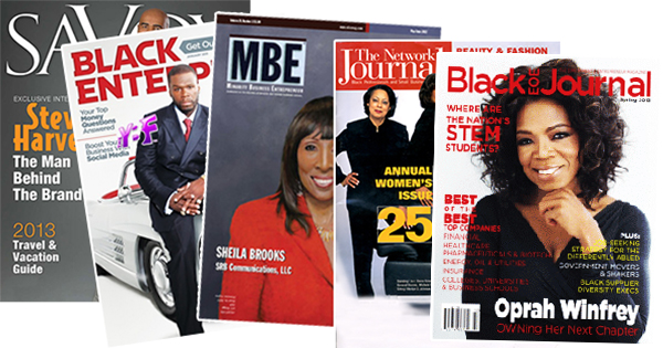 Black business magazines