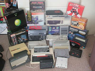 Retro Gaming Collections - RetroCollie
