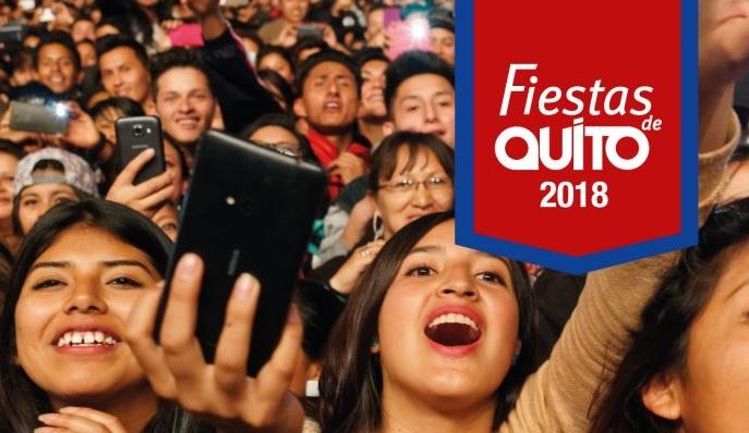 Programa completo fiestas de Quito 2018