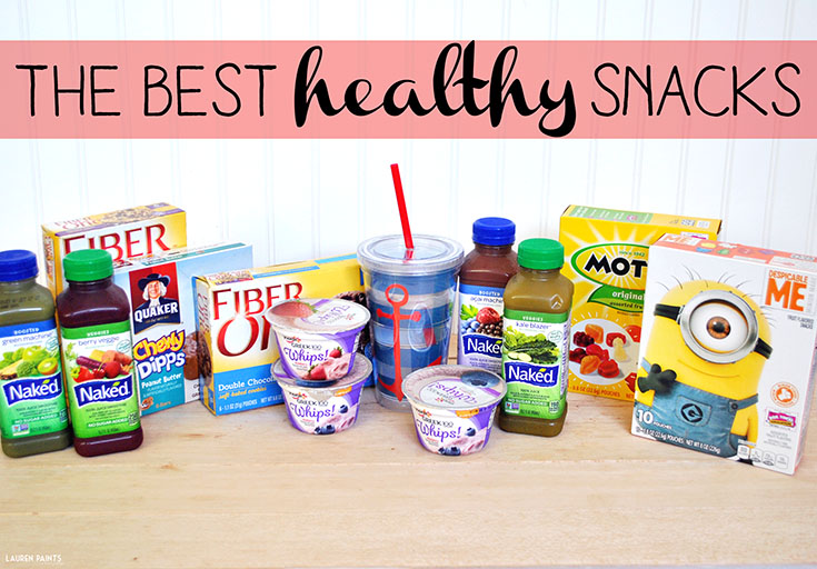 Love snacking? Try these healthy and delicious options and save money with an awesome $5 off coupon! https://ooh.li/f862f04
