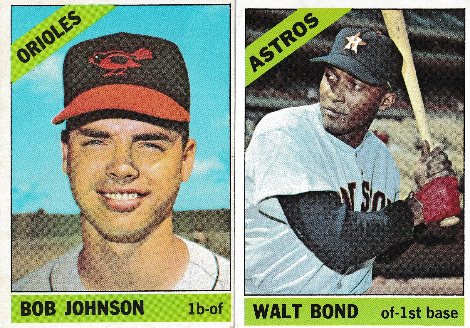 1966 Topps Baseball August 2017
