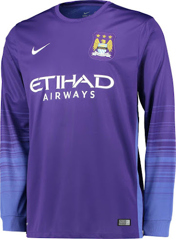 fc24a8be969 Manchester City 15-16 Goalkeeper Kits Released - Footy Headlines