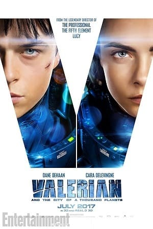 Valerian e a Cidade Dos Mil Planetas Torrent Download