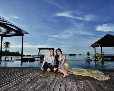 Tempat Prewedding Di Kepulauan Seribu