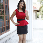 Richa Gangopadhyay in Hot Skirt